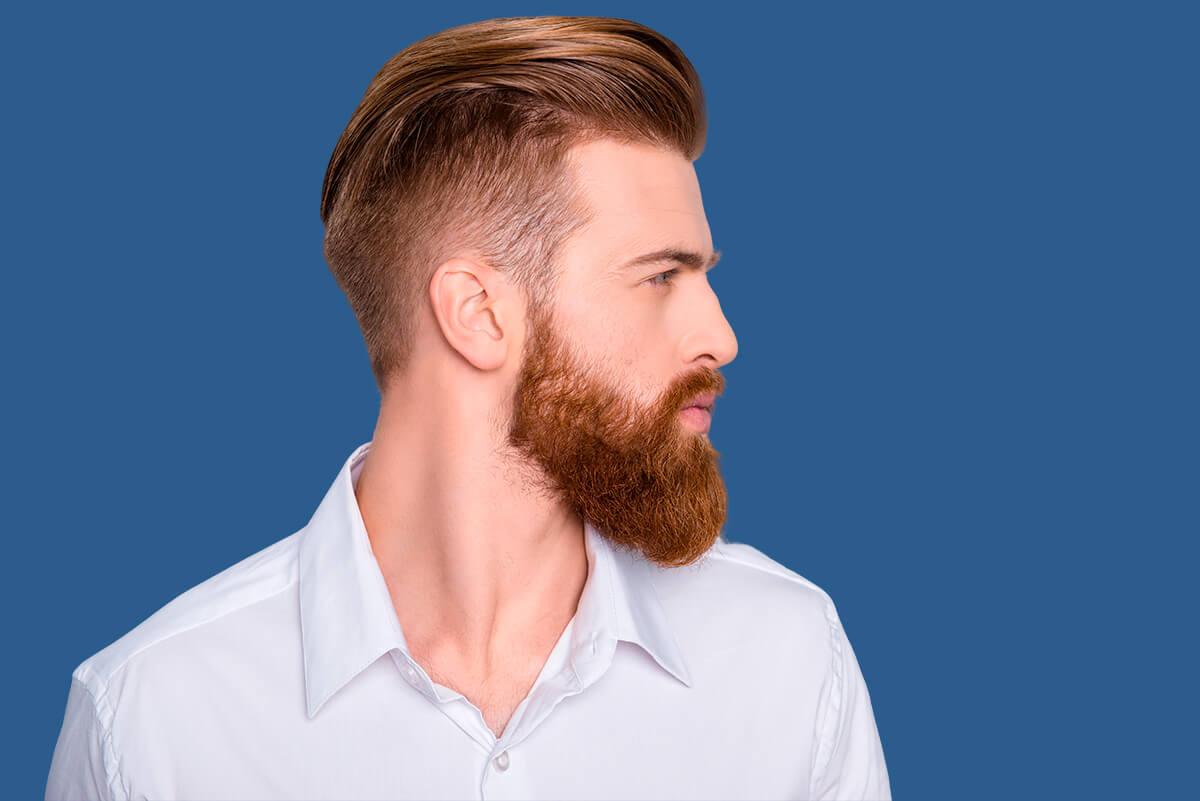 Injerto de barba colombia