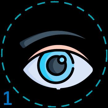 Diseño de cejas para implante